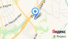 гипермаркет линия на карте