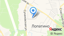 Государев дом на карте