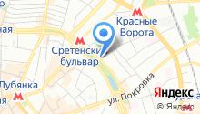 """""""центр практических консультаций"""" на карте"""