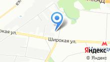 ООО НЕРКО - Поставка сыпучих материалов на карте