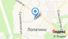 Государев Хмель на карте