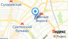 Центральный концертный образцовый оркестр им. Н.А. Римского-Корсакова на карте