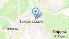 Администрация Глебовского сельского округа на карте