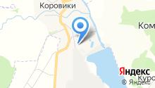 Щёкинский завод котельно-вспомогательного оборудования и трубопроводов на карте