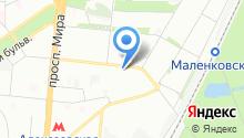 1147 на карте