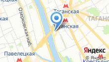 5-й таксомоторный парк на карте