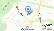 100 ПЕРЕГОРОДОК (100PEREGORODOK) на карте