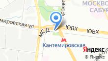 777 М на карте