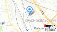 «Вера 1» -  Транспортная компания на карте