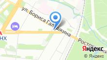 Эскада-Комп на карте