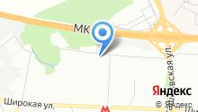 ЭСКАРТ на карте