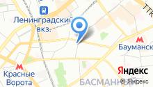 Юр-Альянс на карте