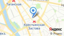 1С-КПД на карте