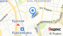 24x7 на карте