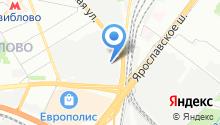 *industrial module* на карте