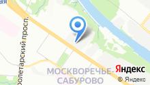 РЕМПЛ на карте