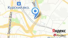 495line на карте