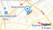Центральное Архитектурное Бюро на карте
