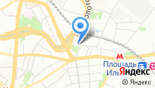 Центральный музей древнерусской культуры и искусства им. Андрея Рублева на карте