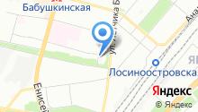подстанция №17 станция скорой медицинской помощи на карте