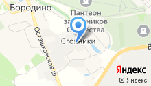 АРТ СК на карте