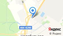 Torens на карте
