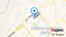 БИЗНЕС-ПЛАН-ТУЛА-ТЭО на карте