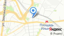 9-й полк полиции ФГКУ Управления вневедомственной охраны на карте