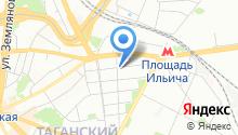 Центральные научно-реставрационные проектные мастерские на карте
