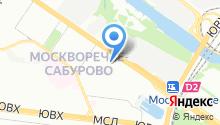 1МСК на карте