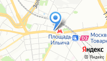 Мос Бизнес Групп на карте