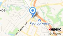 Тинькова-1 на карте