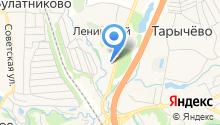 Адвокат Черников В.Н. на карте