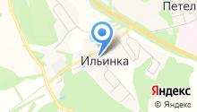 Ильинская амбулатория на карте