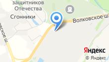 АСТ-Комфорт на карте