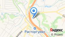 АВТОДОГОВОР №1 на карте