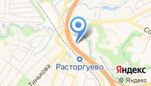 Интерэнерготех на карте