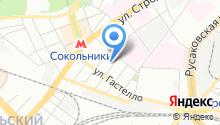 Центральное конструкторское бюро тяжелых путевых машин на карте