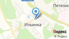 Торгово-строительная компания на карте