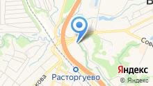 ДОН на карте