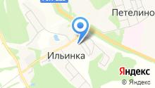 Отдел по работе с территорией Ильинское на карте