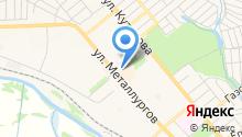 Rибус на карте