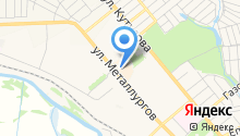MENstyle на карте
