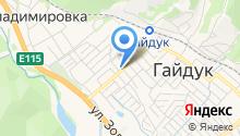 ProNek на карте