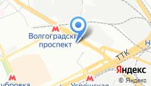 Яуза Моторс на карте