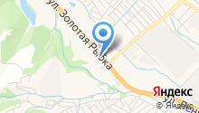 АЗС Русойл на карте