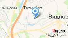 Видновская средняя общеобразовательная школа №2 на карте
