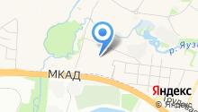 Аркус на карте