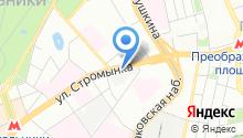 3ДВАКС на карте