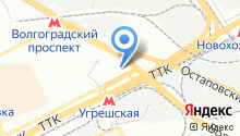 *кухнион* на карте